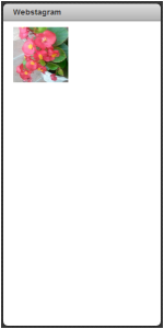 Webstagram widgetのスクリーンショット
