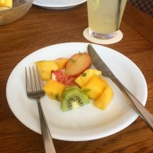 フルーツサラダプレート