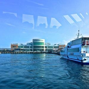 広島宇品港6番乗り場